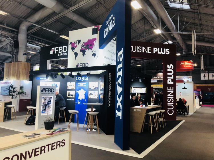 Le salon de la franchise 2018 c tait comment blog valence avignon recrutement - Salon de la franchise date ...